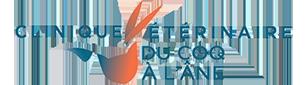Clinique vétérinaire du Coq à l'Âne Logo